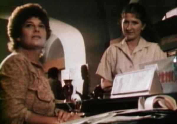 Laďka Kozderková - Bakaláři - Kaskadér 1982