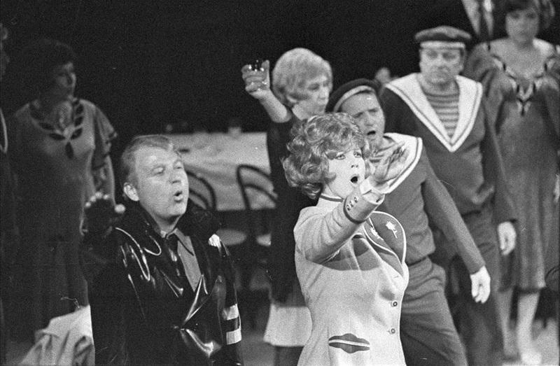 Laďka Kozderková - Kabaret 1978