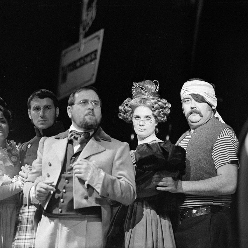 Laďka Kozderková - Pan Pickwick 1970