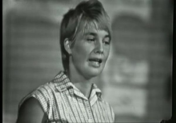 Laďka Kozderková - 1964