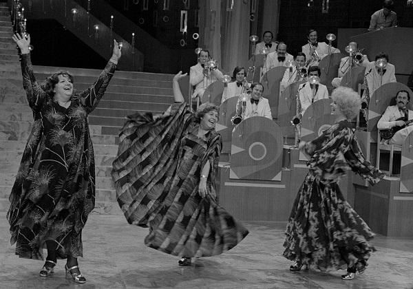 Laďka Kozderková - Silvestr hravý a dravý 1978