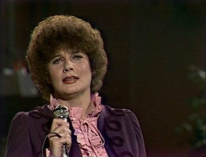 Laďka Kozderková - zpěvačka 1982