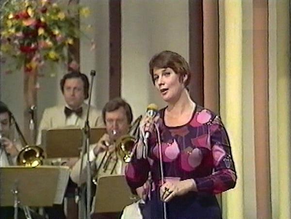 Laďka Kozderková - zpěvačka 1977