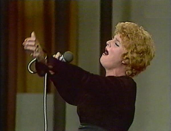 Laďka Kozderková - zpěvačka 1978