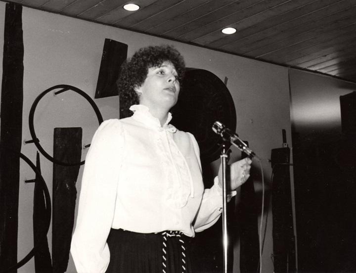 Laďka Kozderková - zpěvačka 80. léta