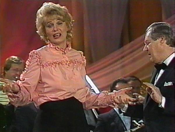 Laďka Kozderková - zpěvačka 1984