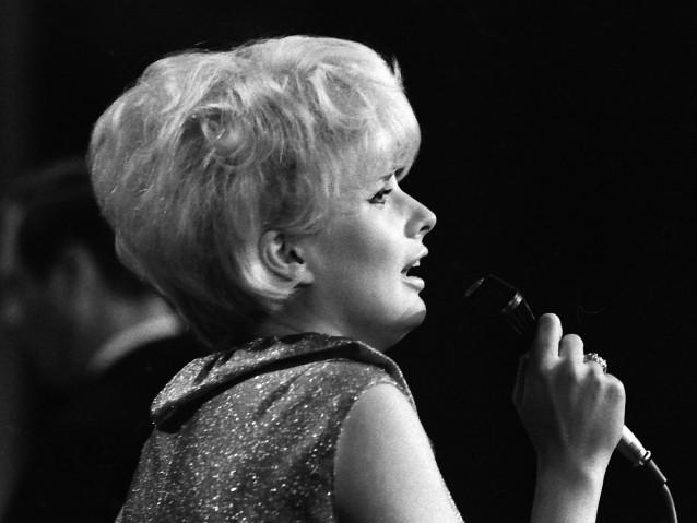 Laďka Kozderková - zpěvačka 60. léta