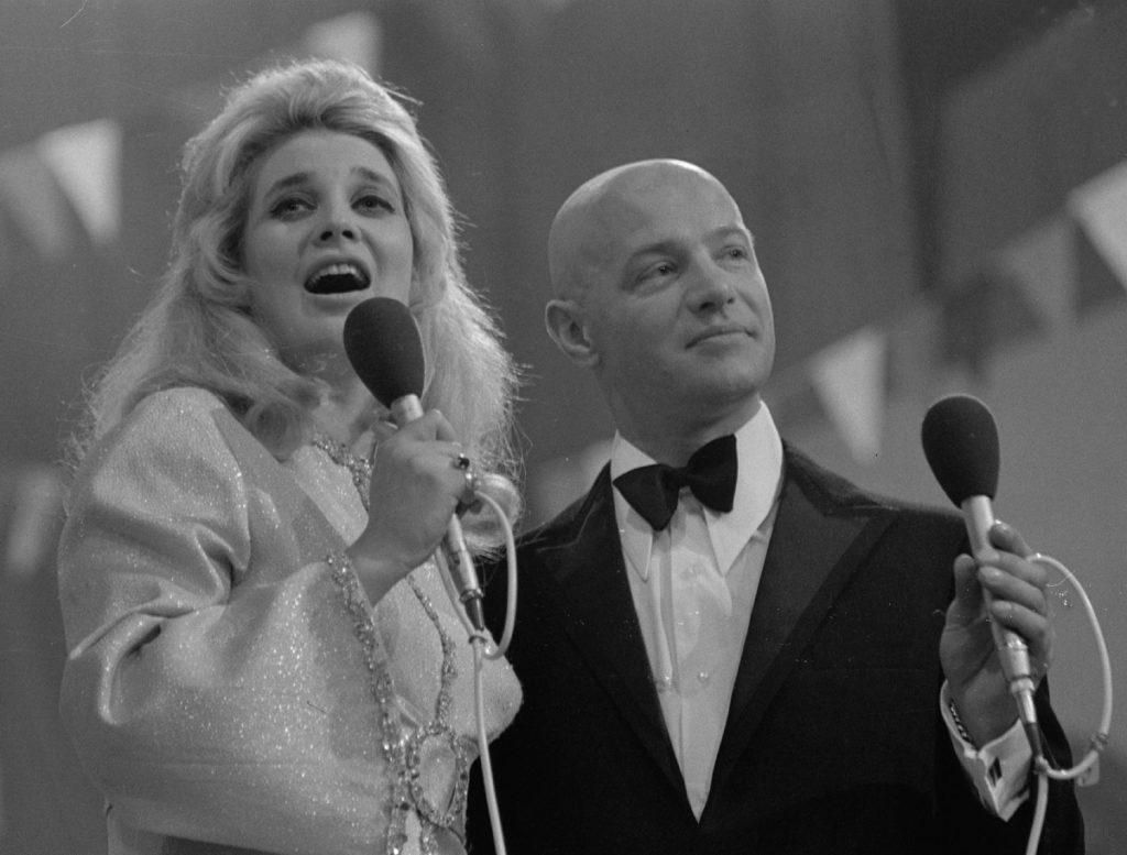 Laďka Kozderková - zpěvačka 1970