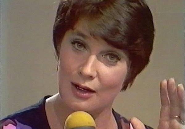 Laďka Kozderková - 1977